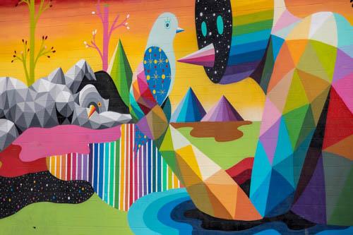 Murals Murales Downtown Las vegas - 0001