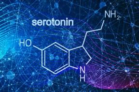 Formula hormone serotonin.