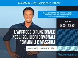 PARMA 23-02-2020