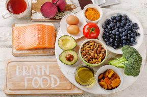 Good Foods for brain.