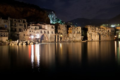 Cefalu by Night 012