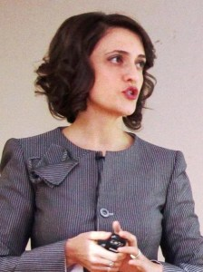 Ms. Arina Zohrabian