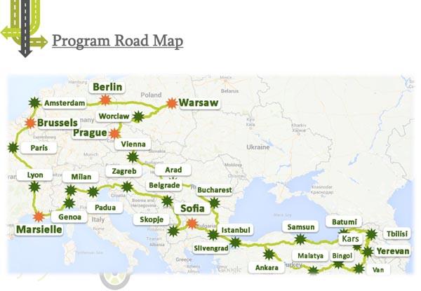 Armenian ICT European Expedition_Autorally Across Europe_ENG3