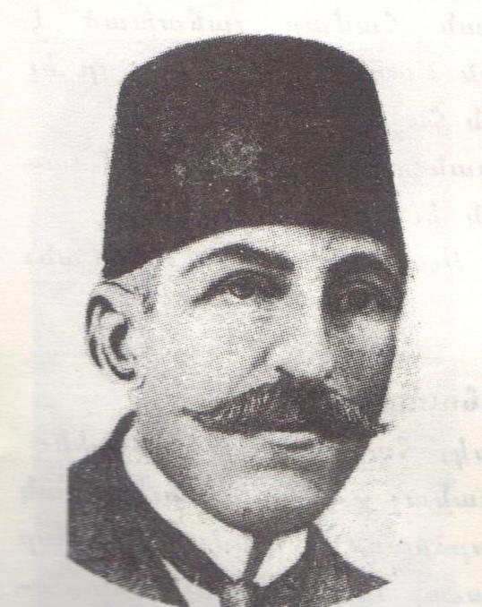 Aram Achekbashian