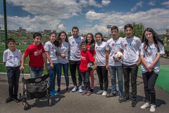 Meeting Mkhitaryan: How Dreams Come True…