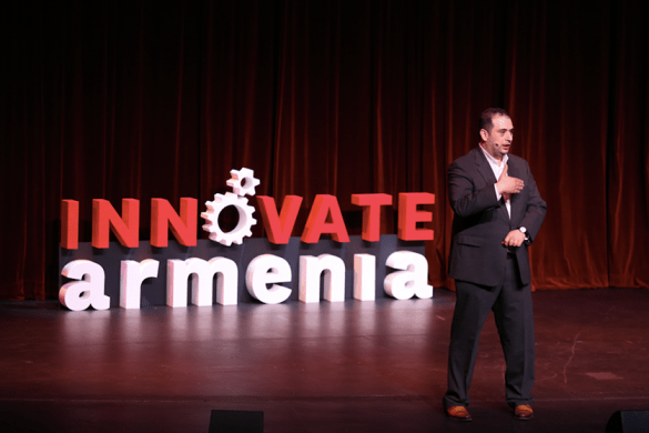Innovate Armenia: Scholars, Artists, Thought-Leaders Rethink, Reimagine, and Redefine Identity, Education, Culture