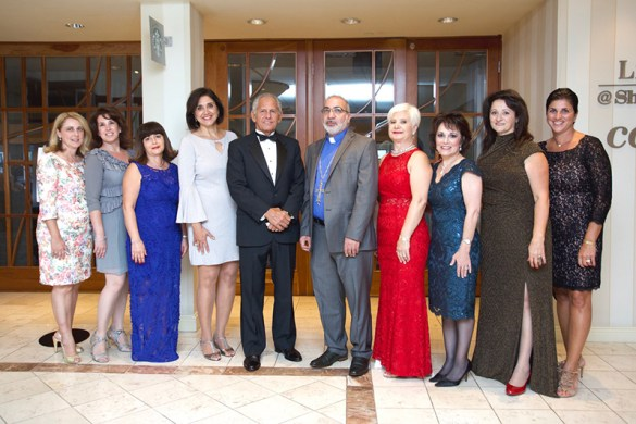 San Diego Gala Raises $100,000 for St. John Garabed Church New Building