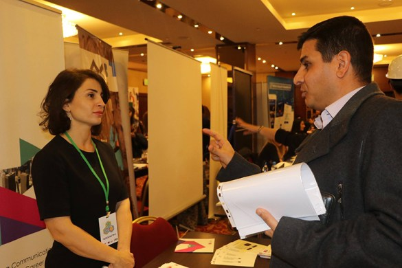 Career and Job Fair Launched With the Support of U.S. Embassy in Yerevan