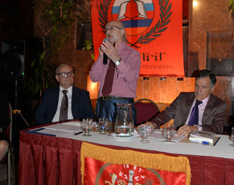 Rally Commemorates 1937 Memorial Day Massacre: Armenian News By MassisPost