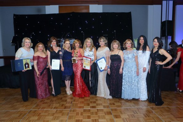 Armenian American Medical Society Celebrated 33 Years of Dedicated Service