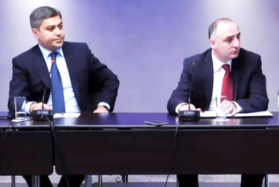 Wiretapping of Armenia's Top Law-Enforcement Officials ...