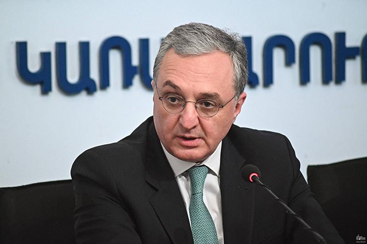 Foreign Minister Zohrab Mnatsakanyan: Any Concession Should Reflect the  Security and Status of Nagorno Karabakh • MassisPost