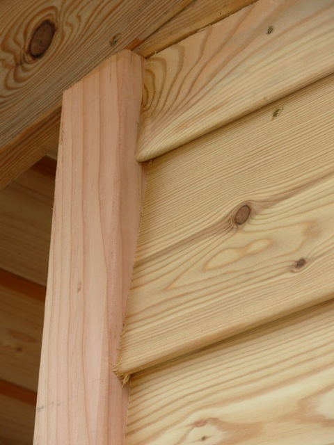 Favorit Holzfassade Eckausbildung | Farbenfrohe Passivhaus-grundschule Mit BE36