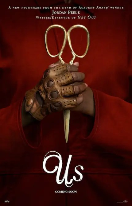 Trailer for US: Jordan Peele Wishes You a Scary Christmas