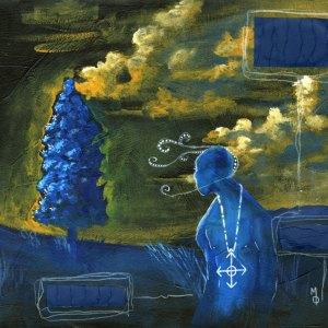 Before the Storm | Original Art by Miles Davis | Massive Burn Studios