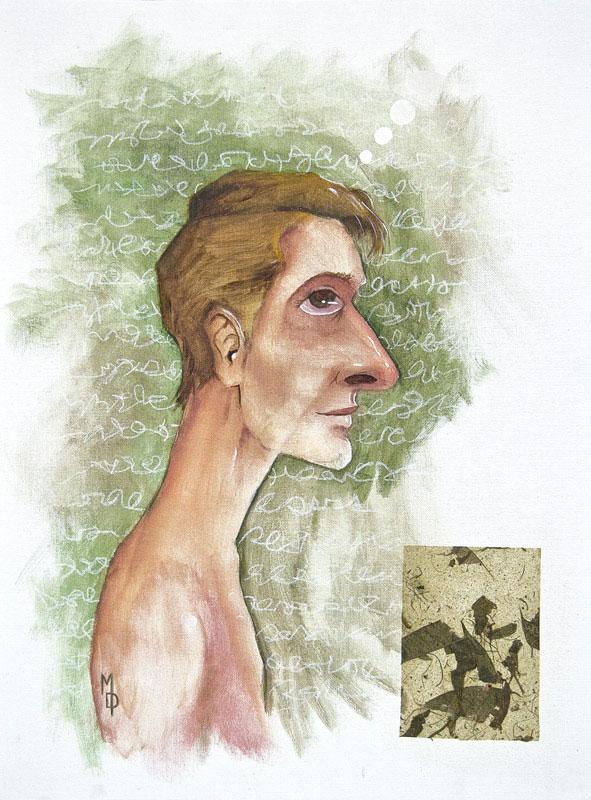 The Snoz | Original Art by Miles Davis | Massive Burn Studios