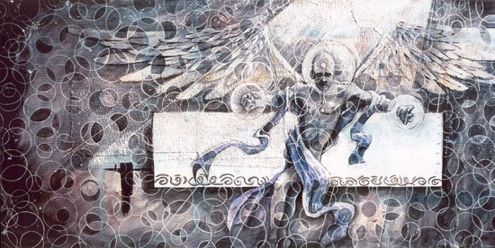 Descension | Original Art by Miles Davis | Massive Burn Studios