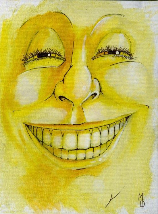 Study Painting by Neo-Surrealist Painter Miles Davis | Massive Burn Studios