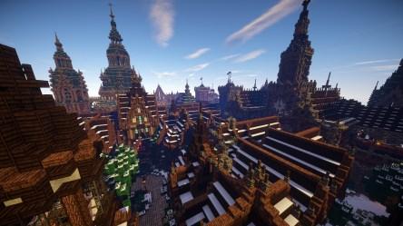 Minecraft Roleplay Server MassiveCraft