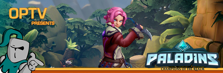 The Stream Team Would You Love A Paladins Maeve Watch