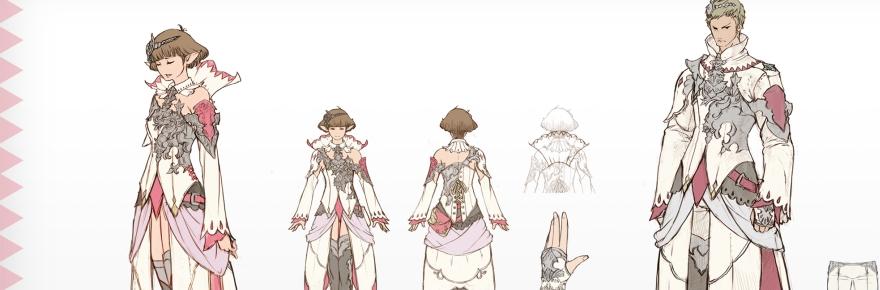 Final Fantasy XIV Stormblood Preview Caster DPS Jobs