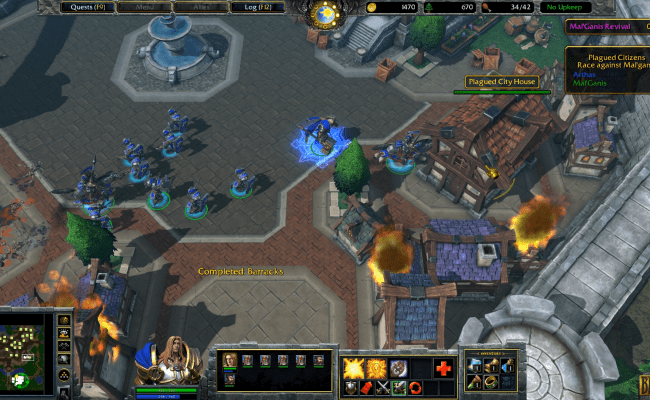 Blizzcon 2018 Warcraft Iii Reforged Is A Remaster And