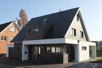 Haustyp Duisburg, Modernes Einfamilienhaus, Modernes