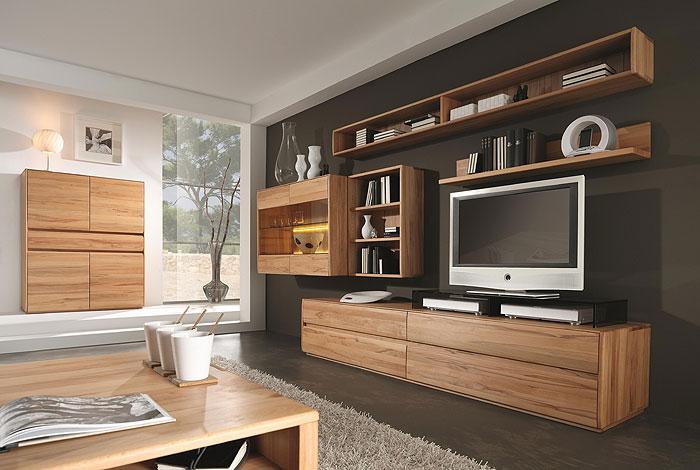 Wohnzimmermöbel Massiv Modern | Wimmer Wohnkollektionen ...