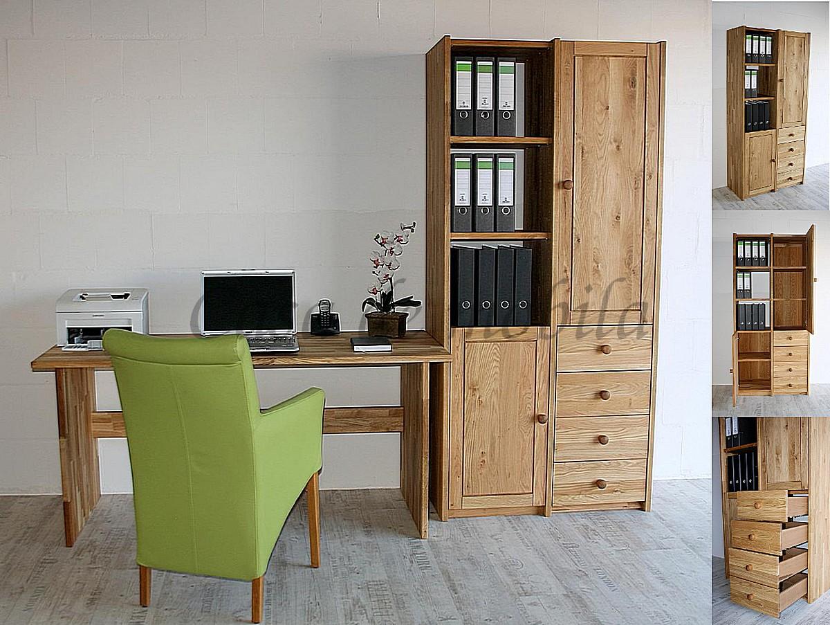 Bücherregal Mit Schreibtisch | Regale Selber ...
