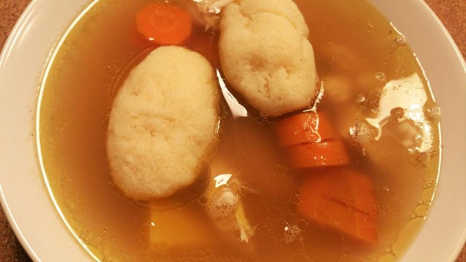 Suppen - Powerfood für den Winter