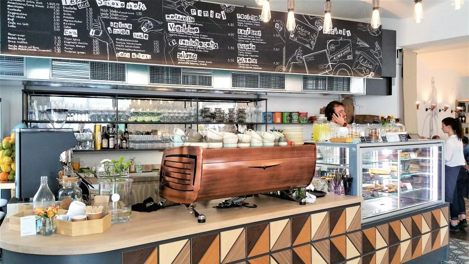 Café Telegraph, 1090 Wien