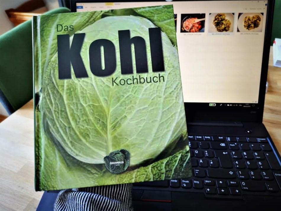 "Coverbild vom Kochbuch ""Das Kohl Kochbuch"""