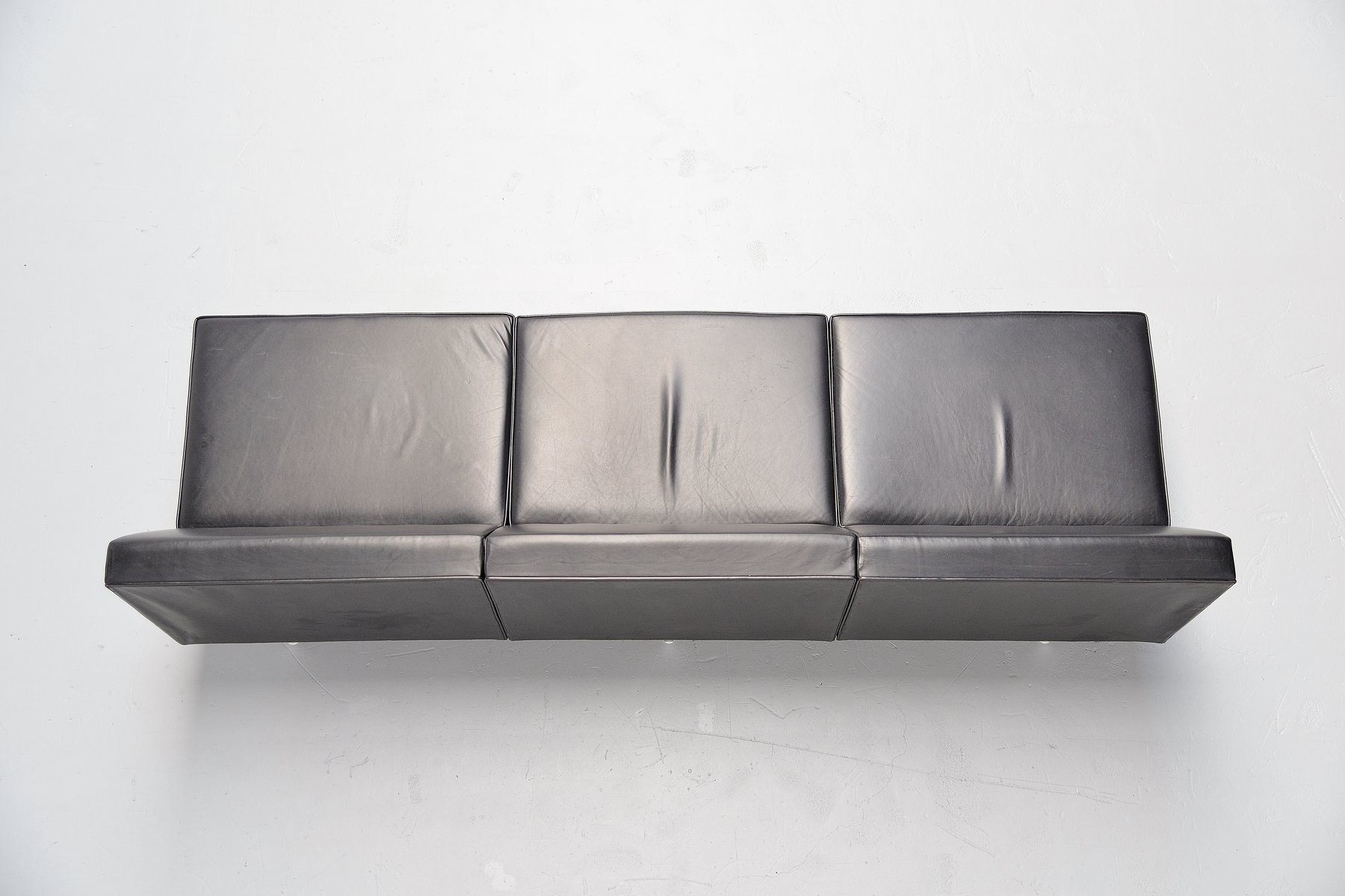 herman miller modular sofa small sofas for bedrooms george nelson 1963