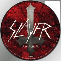 "SLAYER release 7"" vinyl pic disc for Record Store Day"