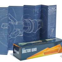 Doctor Who Sonic Screwdriver available at Comic-Con