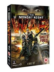 Monday Night War Vol 1: Shots Fired