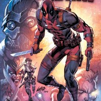 Superstar Creator Rob Liefeld Returns in 2016 for  Marvel's DEADPOOL: BAD BLOOD OGN!