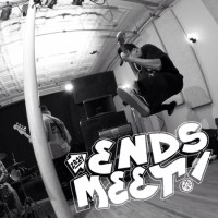 """Ends Meet - Nothing To Show 7"""" (Coin Toss Records)"""