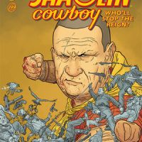 The Shaolin Cowboy: Who'll Stop the Reign? #1 - Geof Darrow, Dave Stewart, Nate Piekos (Dark Horse Comics)