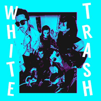"White Trash - Reverse Engineering / Kill the Cool Kids 7"" (Modern Junk Records)"