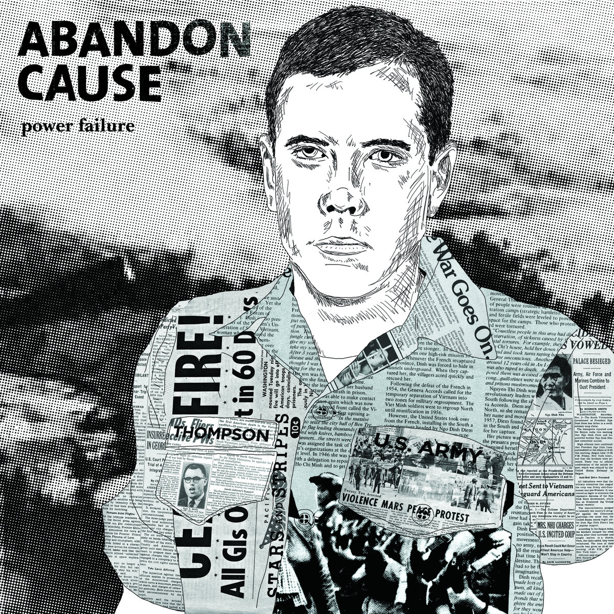 Abandon Cause – Power Failure LP (Abandon Cause)