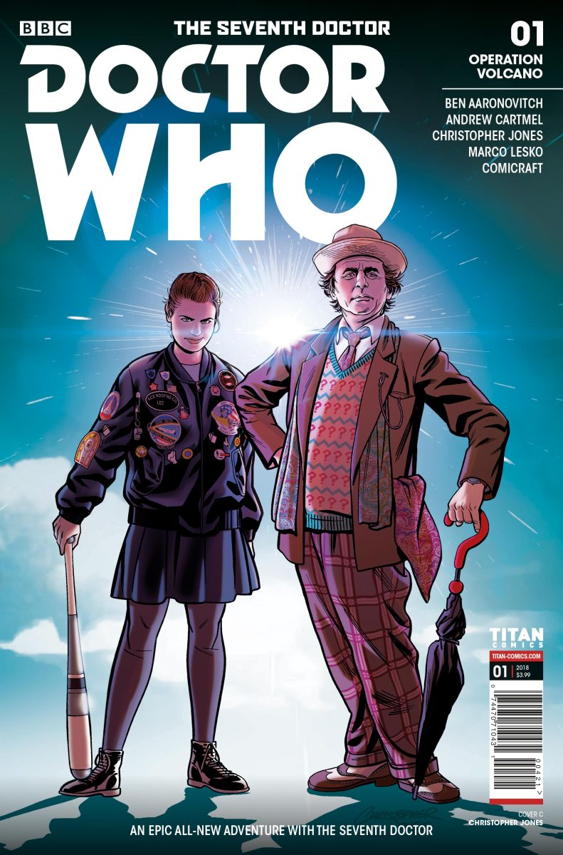 The Seventh Doctor Is Back For New Adventures In Comics!