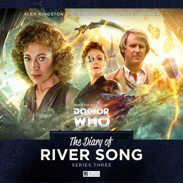 The Diary Of River Song: Series Three