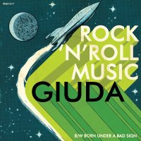 Giuda - Rock 'N' Roll Music (Rise Above Records)