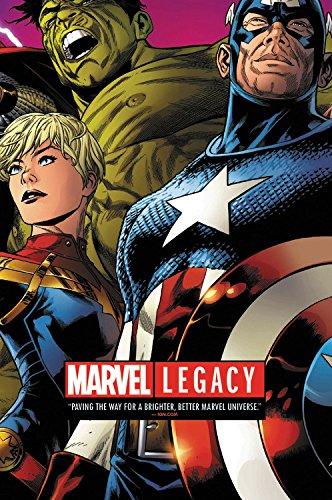 Marvel Legacy – Various (Panini / Marvel)