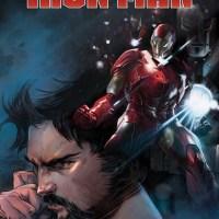 Marvel Announces TONY STARK: IRON MAN #1 by Dan Slott & Valerio Schiti