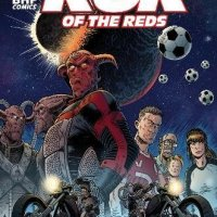Rok of the Reds – John Wagner, Alan Grant, Dan Cornwell, Abby Bulmer & Jim Campbell (BHP Comics)