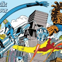 Celebrate the Return of the Fantastic Four with a Special Classic Kirby Poster!