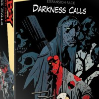 DARKNESS CALLS EXPANSION UNVEILED FOR HELLBOY: THE BOARD GAME KICKSTARTER