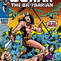 CONAN THE BARBARIAN: THE ORIGINAL MARVEL YEARS OMNIBUS Arrives January 2019!